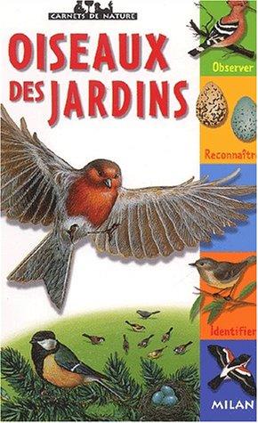 Oiseaux des jardins par Valérie Tracqui