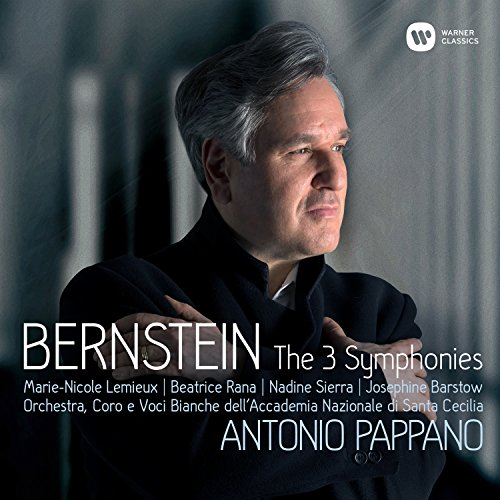 """Symphony No. 2, """"The Age of Anxiety"""": Part 1. The Seven Stages -Variation 9 (Più mosso) Tempo di Valse]"""