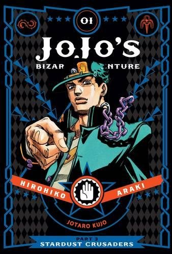 Drei Feste Regale (JoJo's Bizarre Adventure: Part 3 Stardust Crusaders, Vol. 1)