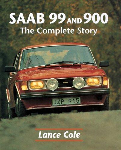 SAAB 99 & 900: The Comple