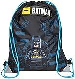 Offizielles Batman Lego Jungen Trainer Schuh Gym PE Sports Kit