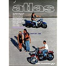 ATLAS AIR FRANCE du 01/02/1993 - L'EUROPE DES AFFAIRES - EB. VON KUENHEIM - BMW - L'ACTUALITE COMMUNAUTAIRE - RAID TUNDRA EN LAPONIE - THE MIAMI WAY OF LIFE - BENIN - MEMOIRE DES ROYAUMES AFRICAINS - PAS SI MANCHOTS QUE CA - VENISE - PLACE AU CARNAVAL