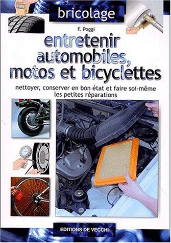 entretenir-automobiles-motos-et-bicyclettes