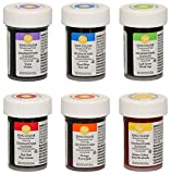 Kit di 6 coloranti alimentari Wilton in formato risparmio nell'edizione Arcobaleno