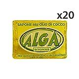 Set 20 ALGA Sapone Bucato Ecologico 400 Gr. Detergenti casa