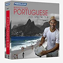 Pimsleur Portuguese (Brazilian) Level 1 Unlimited Software: Experience the Method That Changed Language Learning Forever - Learn to Speak, Read, and ... Brazilian Portuguese (Pimsleur Unlimited) by Pimsleur (2015-02-03)