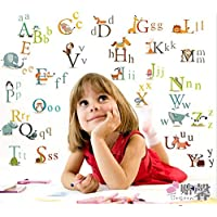 Removable Wall Sticker –english Alphabet