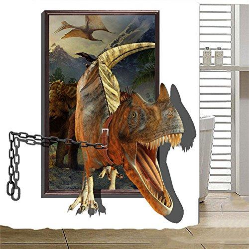 RLF LF Wasserdichter Duschvorhang Aus Stoff 3D Digitaldruck Tierserie Badezimmer Haushaltsprodukte Durch RLF.LF,White,180Cm*180Cm (Hotel Mischung)