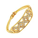 Bling N Beads Gold Designer sleek Bracelet Friendship Birthday Rakhi Gift For Her
