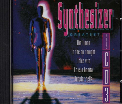 Synthesizer Greatest Hits CD 3
