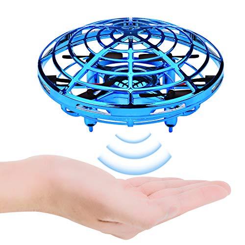 RC Fliegender Ball Handsensor, UFO Spielzeug Mini Drohne Infrarot-Induktions Fliegender Ball Fliegendes Spielzeug Kinder Spielzeug Für Jungen Und Mädchen
