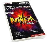Ultimate Guard Manga Bags Resealable (100)