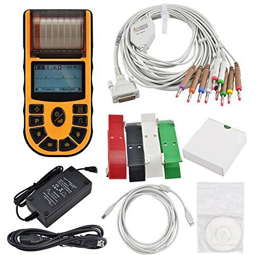CONTEC ECG80A Portable Cardiology ECG Machine