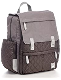 Large Baby Diaper Bag Backpack: Girls Or Boys Diaper Bags For Moms And Dads