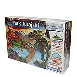 Clementoni Experimentierkasten Jurassic Park Polnisch Triops Dino Vulkan Zucht Eier Futter Experiment Dino Dinosaurier
