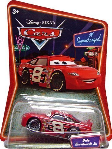 Disney Pixar Cars Supercharged Dale Earnhardt Jr. by ()