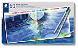 Staedtler Karat 125 M60 - Pack de 60 lápices de color acuarelables, colores surtidos