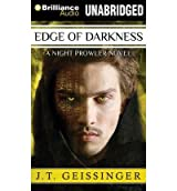 [ Edge Of Darkness (Night Prowler Novels) ] By Geissinger, J T (Author) [ Jan - 2014 ] [ MP3 CD ]