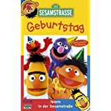 Sesamstraße - Geburtstag feiern in der Sesamstrasse