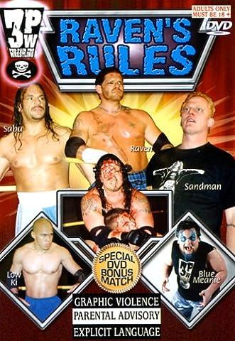 3PW: Ravens Rule [DVD] [Region 1] [US Import]
