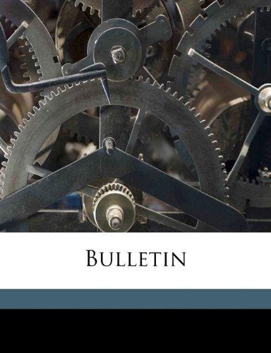 Bulletin Volume 99