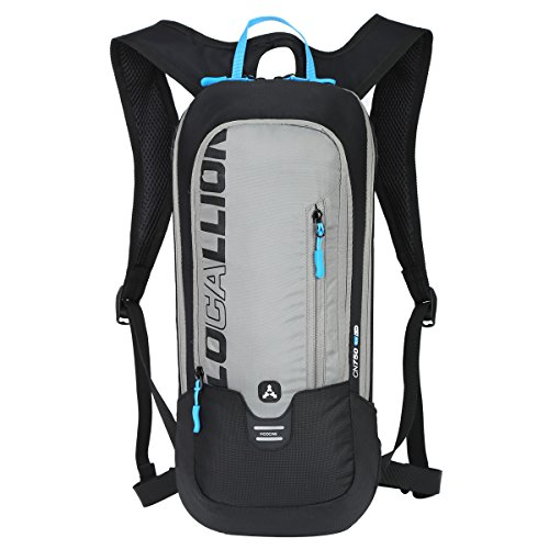 LOCAL LION 10L Mini Hydration Pack - Entworfen mit max. Komfort, Ultraleicht, Perfekte Passform - Bester Begleiter für Trinkblase bis 2L (nicht enthalten) - Ideale Lösung für Laufen | Radsport | Camping