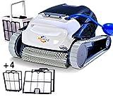 Maytronics Dolphin PoolStyle AG Plus ULTRACLEAN Digital - Robot Elettrico Pulitore per Piscina fino a 10 Mt - FONDO + PARETI - ESCLUSIVA ITALIA