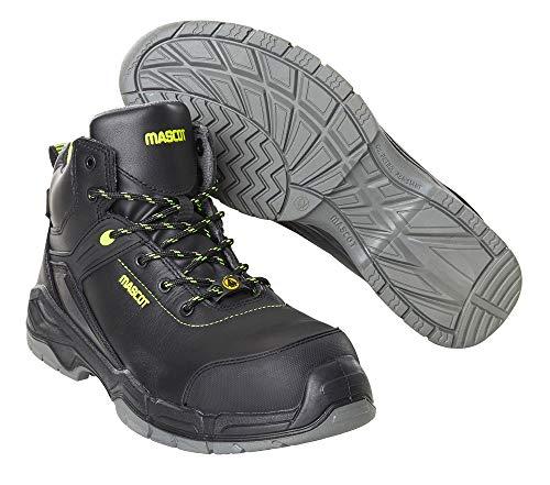 Mascot Sicherheitsschuh S3 Arbeitsschuhe F0143-902 - Footwear fit Herren 48 EU Schwarz