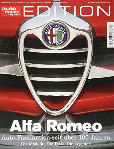 auto motor und sport Edition - Faszination Alfa Romeo (Auto-motoren)