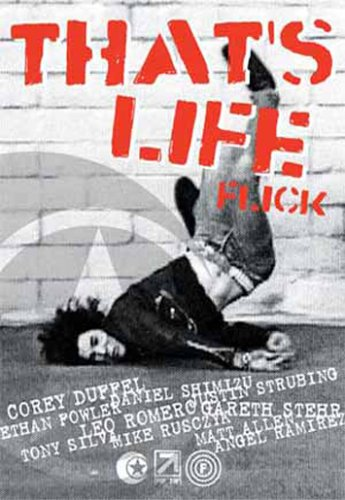 That's Life Flick (Foundation Duffel)