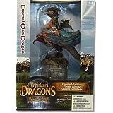 McFarlane Toys dragones serie 1re-paint Deluxe figura de acción de edición limitada en caja Set eterna Clan Dragón