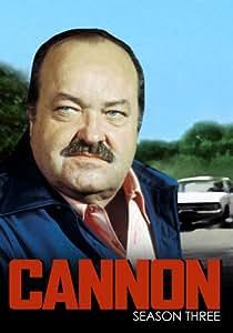 Cannon: Season 3 [DVD] [Region 1] [US Import] [NTSC]