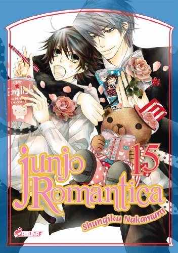 Junjo Romantica Edition simple Tome 15