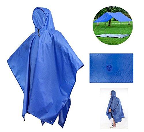 Bekleidung Liefern Regenmantel Regenponcho Für Die Reise Camping Wandern Einheitsgröße