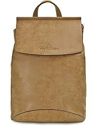 MIYA BLOOM, Damen Handtaschen, Rucksäcke, Freizeittaschen, Schultertaschen, Umhängetaschen, 25 x 33 x 10 cm (B x H x T)