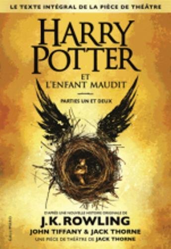 Harry Potter - French: Harry Potter et l'enfant maudit : parties un et deux