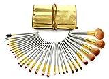 Glow Dorée 30 qualité professionnelle Pinceaux de maquillage