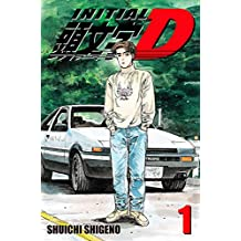 Initial D Vol. 1 (comiXology Originals)