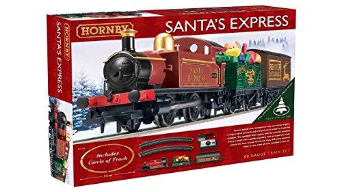 (Hornby R1185Santas weihnachtliches Zugset)