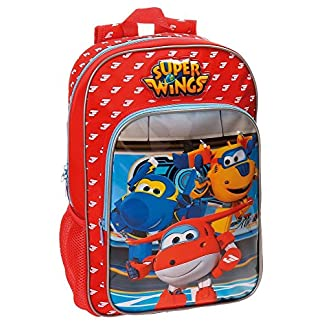 Super Wings_40523b1_Mochila infantil