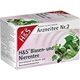 H&S Blasen- und Nierentee Filterbeutel 20 St