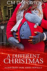 A Different Christmas: Novella (New Adult College Sports Romance) (University Park Series) (English Edition)