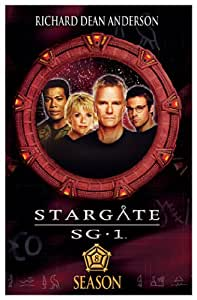 Stargate SG-1: Season 8 [5 Discs]  (REGION 1) (NTSC) [DVD] [1998] [US Import]