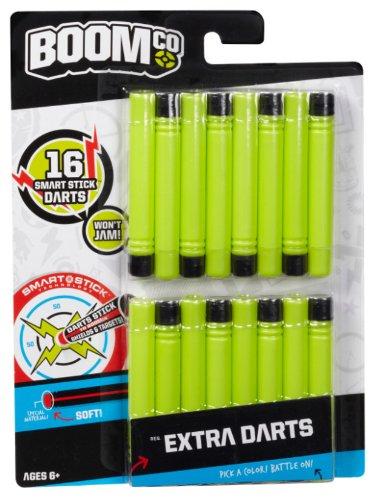 BOOMco Extra Darts (Colours May Vary)