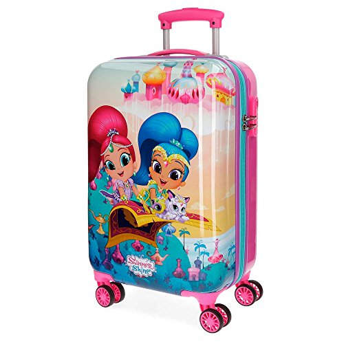 Shimmer and Shine Shiny Rigid Cabin Trolley