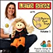 Let's Sign Songs for Children Audio CD: Popular Songs to Sign-a-long to