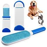 Hurricane Pelz Zauberer Pet Cepillo de animales Cepillo de carro para Big Small Dog Cat Blue