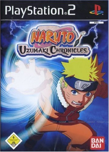 Naruto - Uzumaki Chronicles - [PlayStation 2] (Uzumaki Chronicles 2)