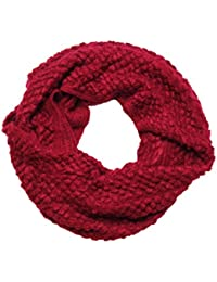 Soft Winter Snood Infinity Scarf in 5 Colours
