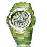 SPORTWATCHES Schöne Uhren, Herren Outdoor Sports Wasserdichte elektronische Uhr LED elektronische Uhr